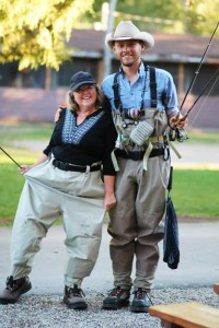 fly fishing equipment