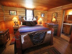 Bar Lazy J Cabin