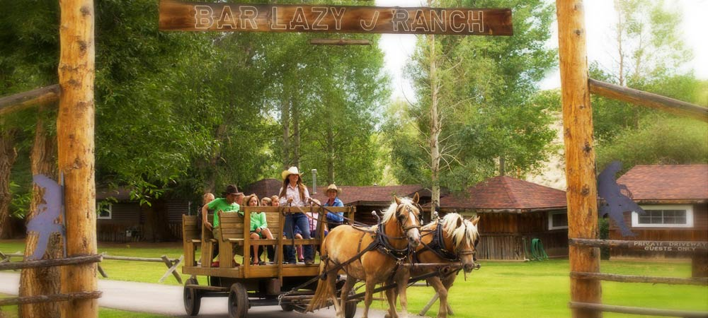 Bar Lazy J Guest Ranch (Parshall, Colorado)