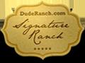 DudeRanch.com logo